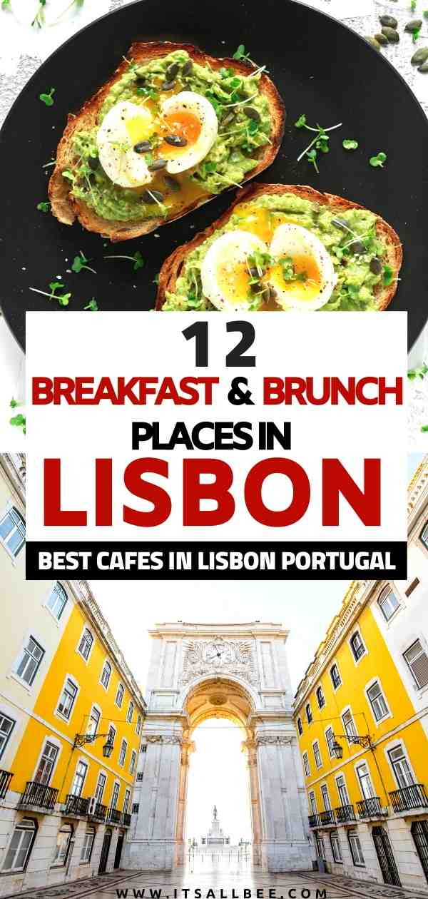 best cafes in lisbon | best coffee in lisbon | best breakfast cafe lisbon