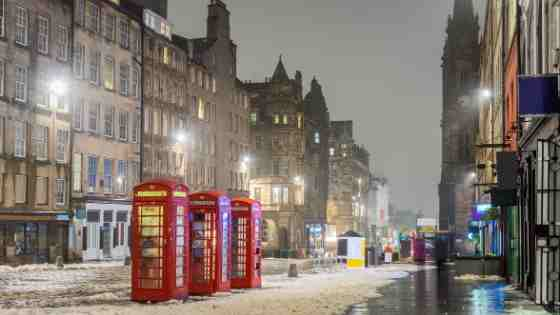 Scotland packing list | what to pack for Scotland in Winter | what to wear in Scotland | shoes for scotland | jackets for scotland