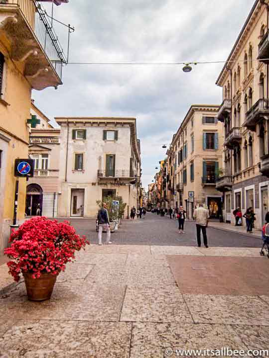 trips from venice to verona