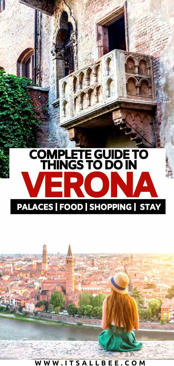 what to do in verona italy