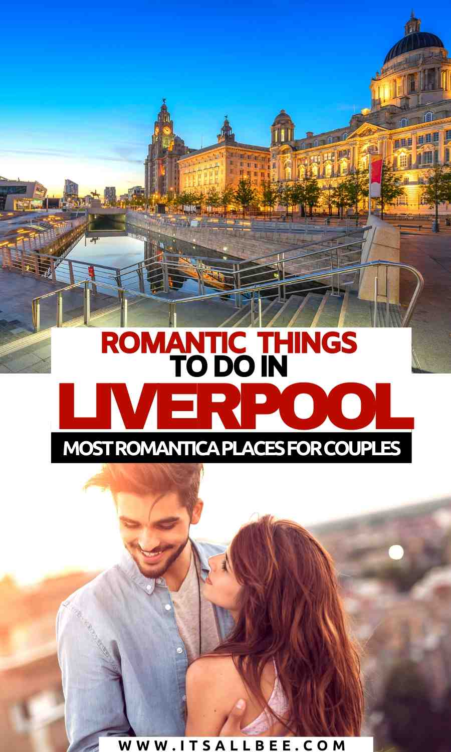 Romantic things to do for couples in Liverpool