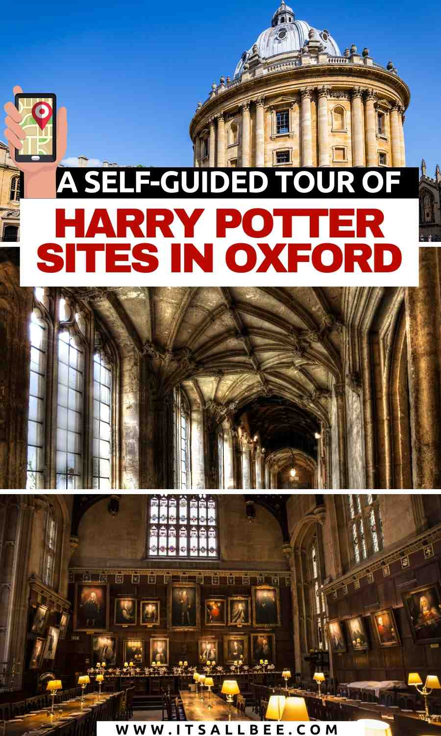 Harry Potter sites in Oxford | Oxford Harry Potter sites