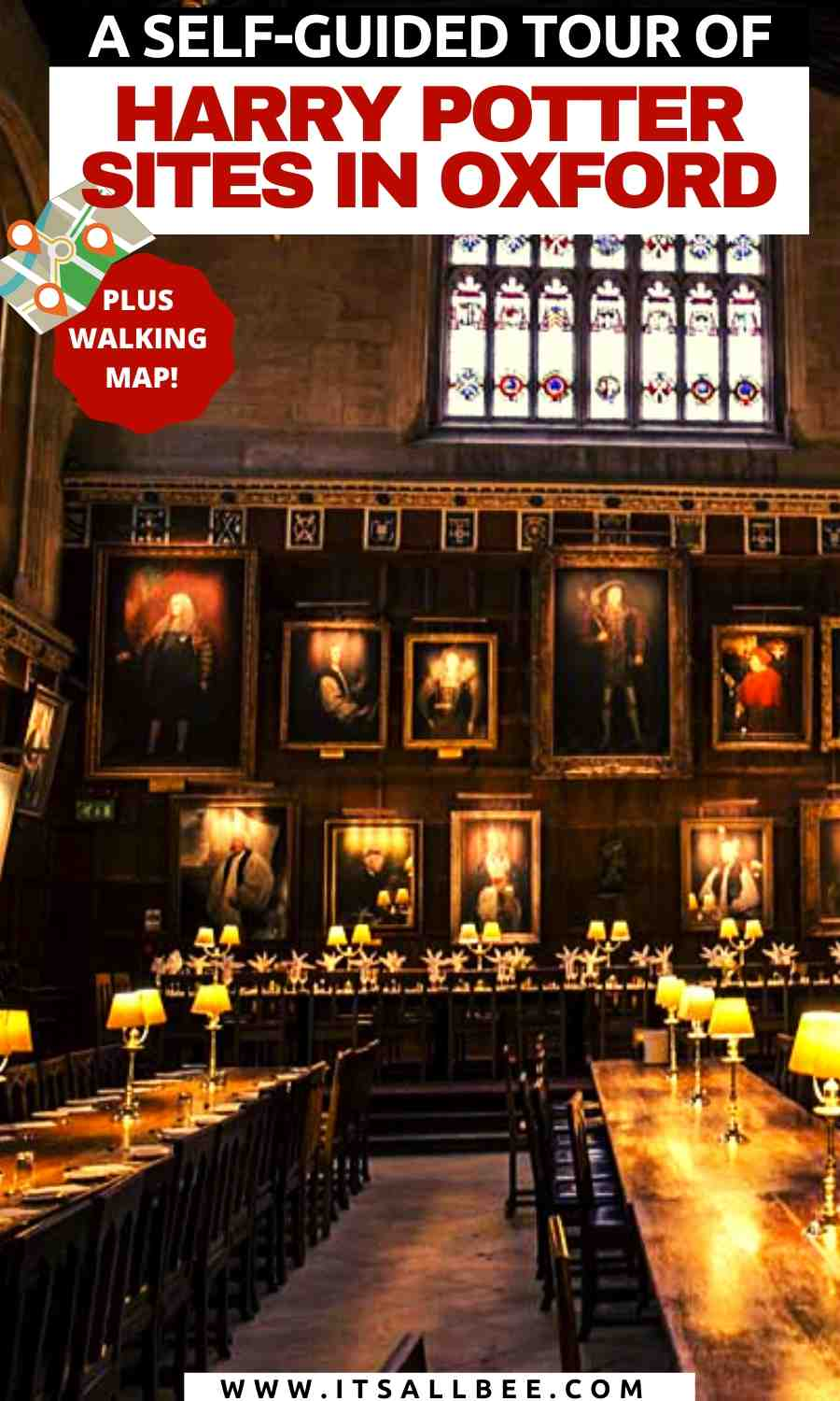 Harry Potter filming in Oxford | Harry Potter Oxford locations