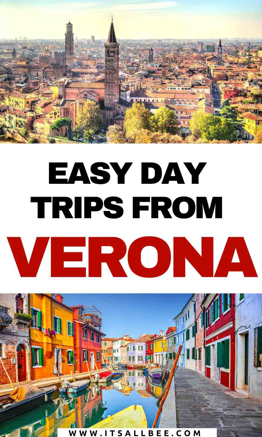 day trips from verona by train