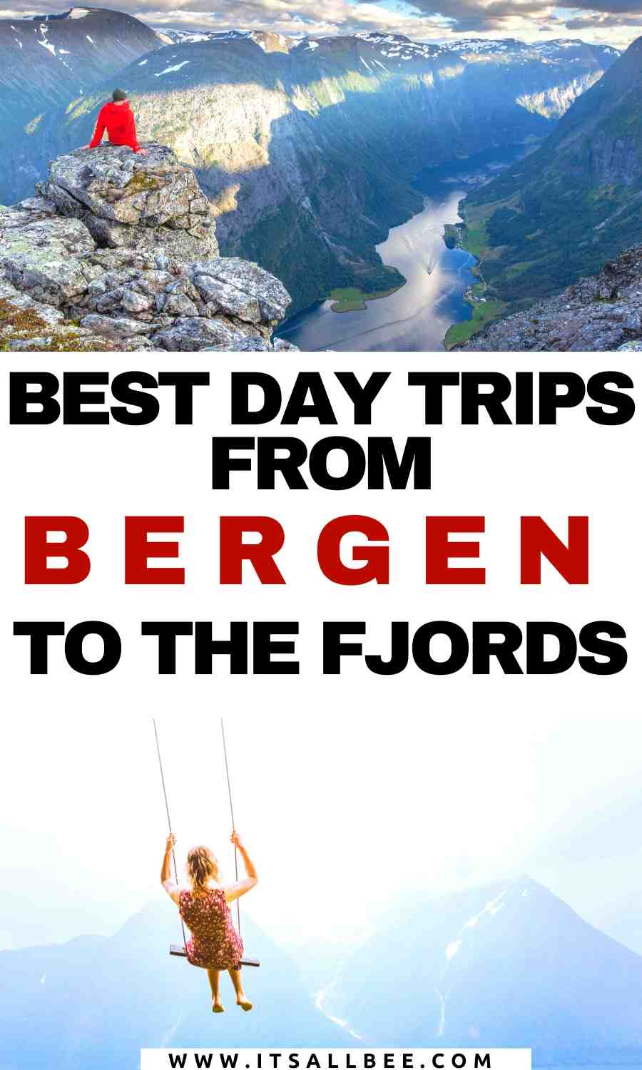 day trips from bergen to fjords