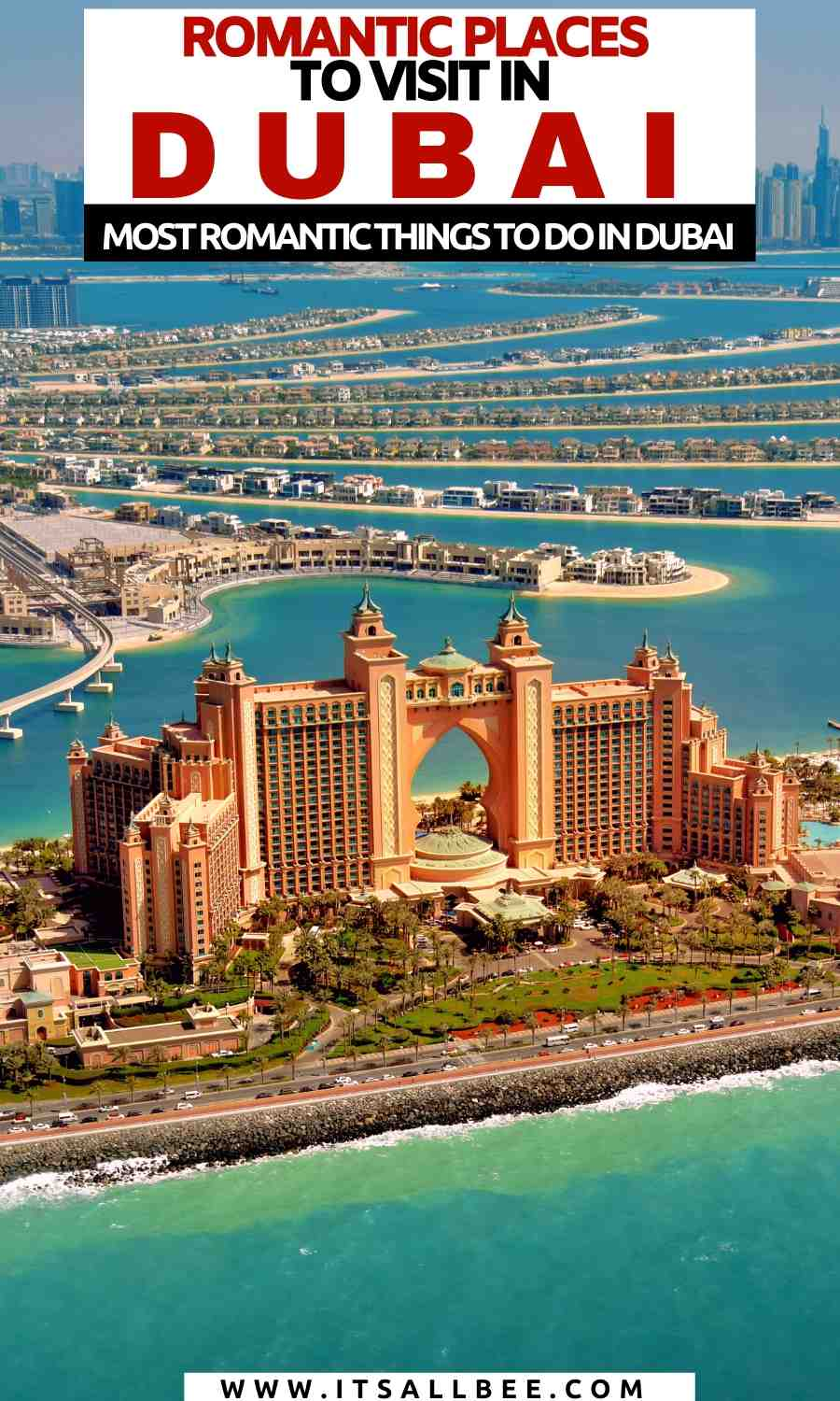 Romantic Getaways in Dubai