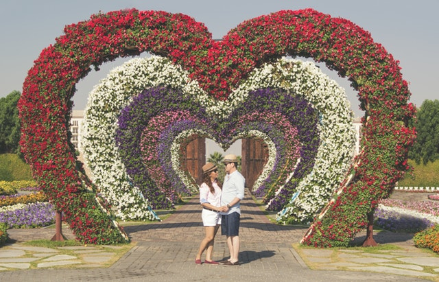 Romantic things to do for couples in Dubai