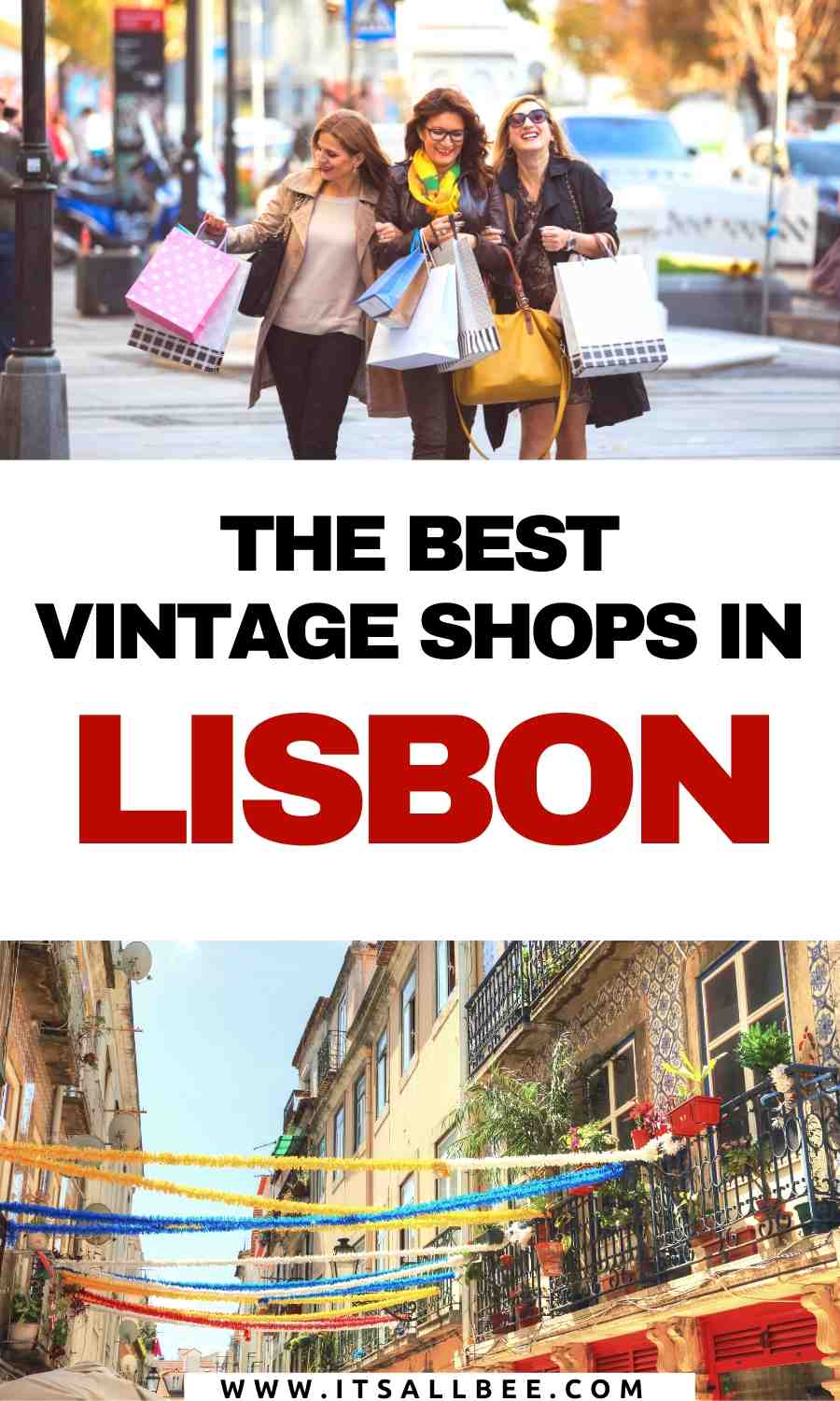 shopping in lisbon | cool places in lisbon | coolest shops in lisbon