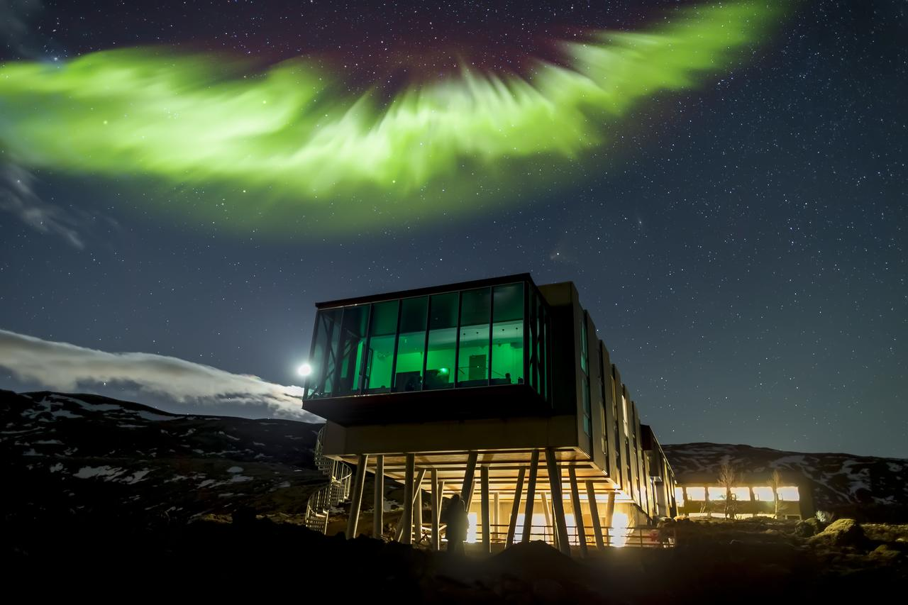 unique places to stay in iceland