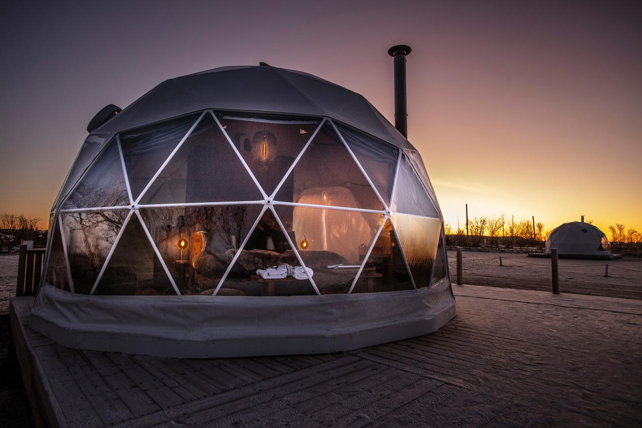coolest places to stay in iceland