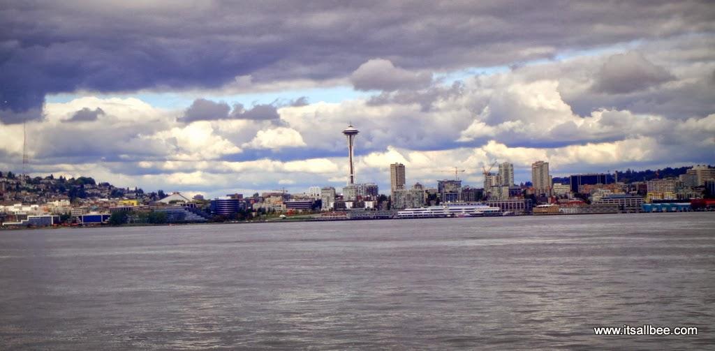 Seattle beach front