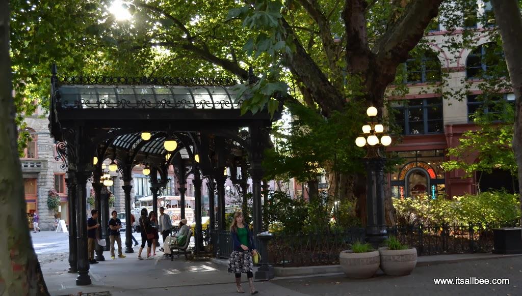 Downtown Seattle USA