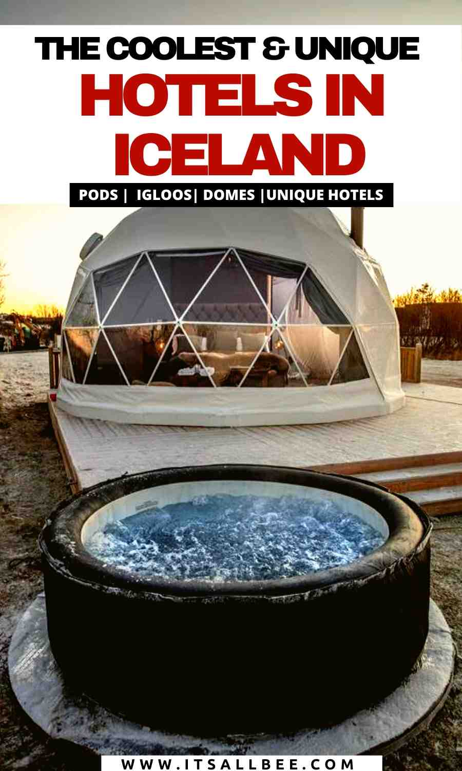 cool places to stay in iceland - places to stay in iceland