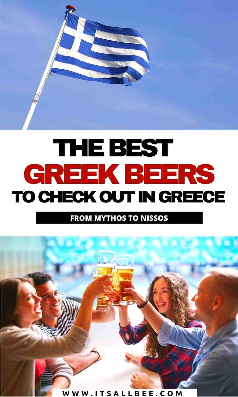 craft beer greece