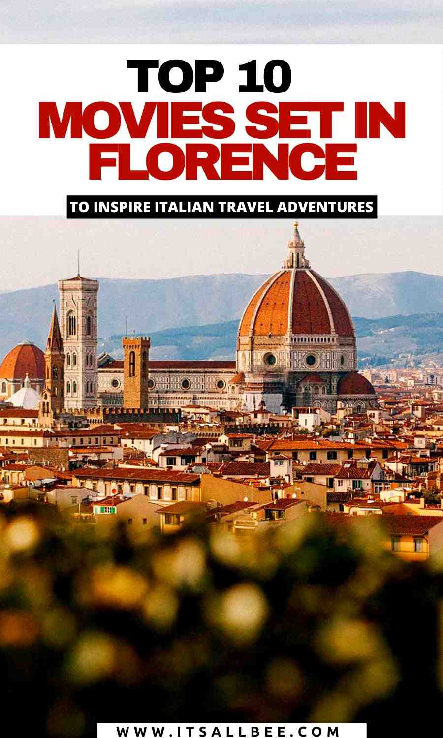 Movies that take place in Florence