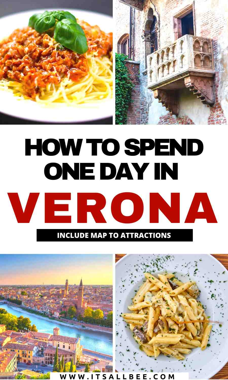 The Perfect One Day Verona Itinerary - things to do in verona in one day